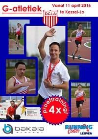 DCLA G-atletiek